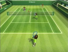 Wii Sport in-game