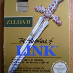 Zelda II : The Adventure Of Link (1989)